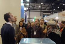 Оборудование Buhler-AHS на международной выставке «Aqua-Therm St. Petersburg 2015»