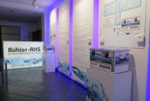 Открытие нового демонстрационного зала систем увлажнения воздуха Buhler-AHS