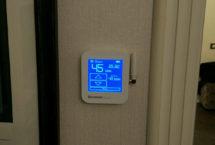 Монтаж систем увлажнения воздуха Buhler-AHS в готовый интерьер