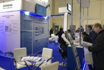Системы увлажнения воздуха Buhler-AHS  5 лет на выставке «Мир Климата»