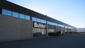 Офис представительства компании по производству систем увлажнения воздуха Buhler-AHS в России