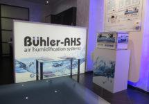 Шоу-рум Buhler-AHS центральный модуль системы увлажнения для дома