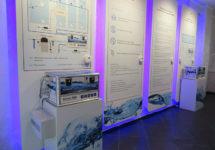 Центральный модуль стационарной системы увлажнения Manitoba 12 в демозале Buhler-AHS