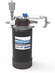 Технология глубокой очистки воды в системах увлажнения воздуха Buhler-AHS Manitoba 12