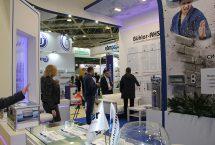 Международная выставка «Мир Климата 2019» стенд Buhler-AHS система увлажнения воздуха