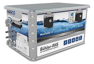 Центральный модуль адиабатической системы увлажнения M12UV Manitoba 12