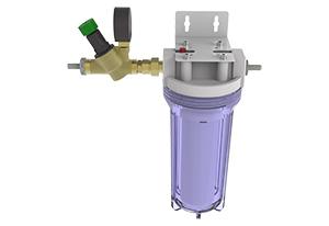 Внешний микрокарбоновый фильтр MCF75 для системы увлажнения Buhler-AHS PG6UV