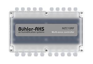 Зональный контроллер с радиоканалом MZC10RF форсуночное увлажнение воздуха