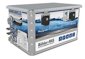 Центральный модуль система увлажнения Buhler-AHS PG12UV Playgreen 12