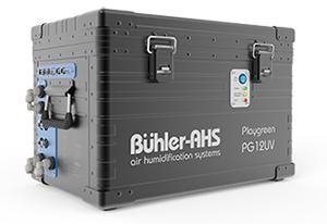 Центральный модуль системы увлажнения воздуха для дома, квартиры, офиса - PG6UV Playgreen 5