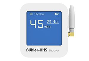 Беспроводной максимальный гигростат Shadow для форсуночной системы увлажнения воздуха Buhler-AHS