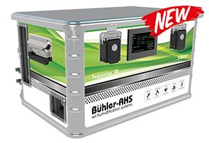 Центральный модуль системы увлажнения воздуха для дома, квартиры, офиса - S18UV Superior 18
